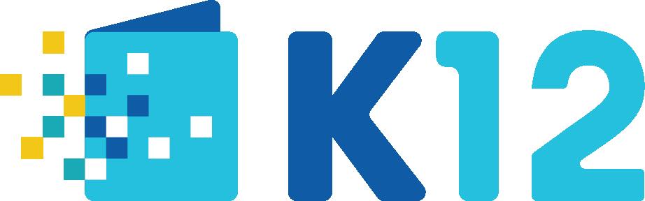 K12 Education Logo Courses