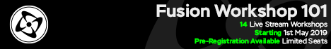 Fusion 2.5 Workshop 101